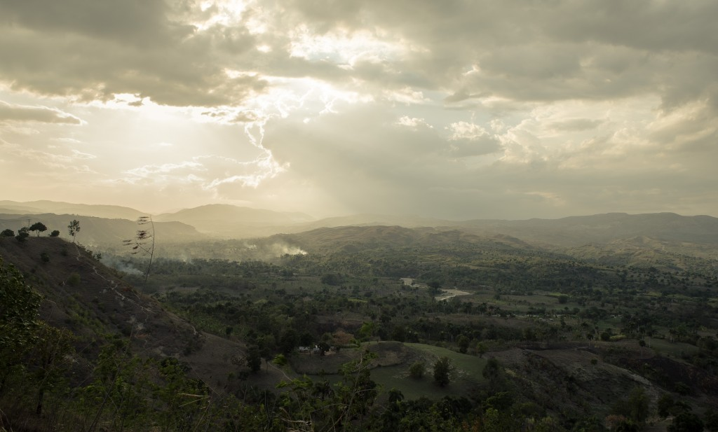Plateau central_Haiti