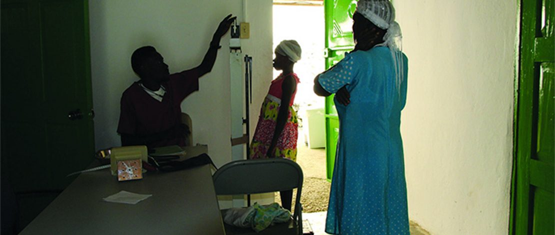 Le choléra reste présent en Haïti
