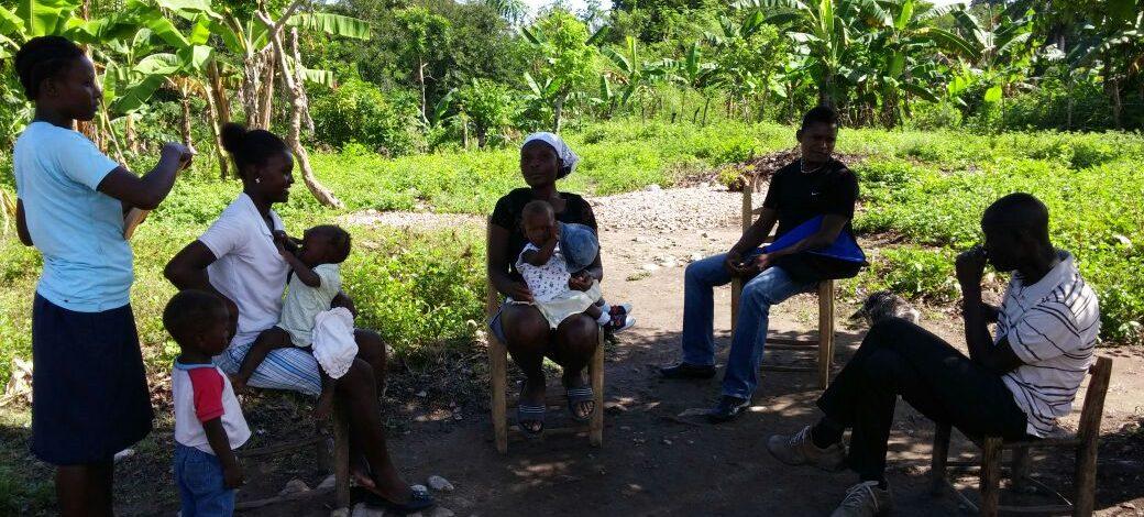 Des familles accompagnées par KANPE