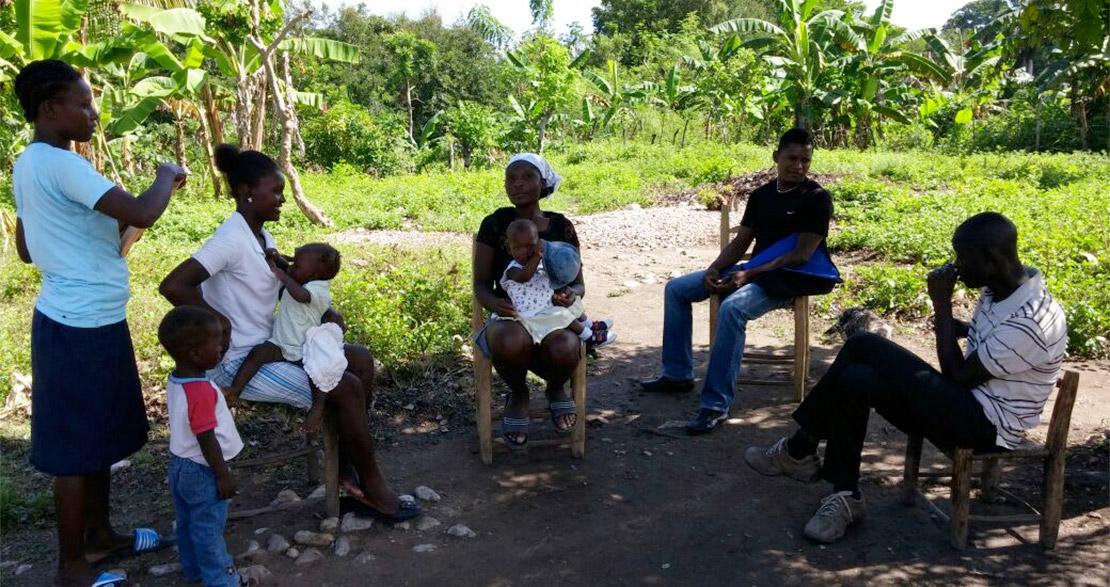 Des nouvelles de Savanette Cabral en Haïti